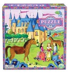 Eeboo Eeboo Castle 64-Piece Puzzle