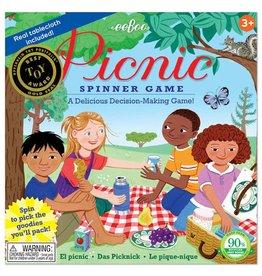 Eeboo eeBoo Picnic Spinner Game