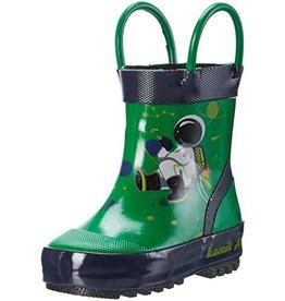 Kamik Kamik - Orbit Toddler Rainboot (Green)