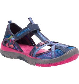 Merrell Merrell Girl's Hydro Monarch - Navy