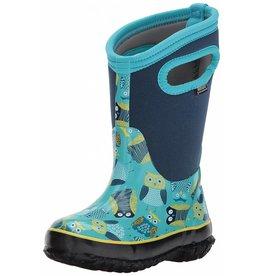 Bogs Bogs Kids Classic Owl Snow Boots