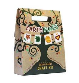 Natural Earth Paint Natural Earth Paint Earth Flags Craft Kit