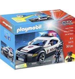 Playmobil Play Mobil - Police Cruiser