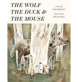 Penguin Random House The Wolf, the Duck & the Mouse by Mac Barnett