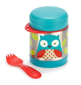 Skip Hop Skip Hop - Zoo Stainless Steel Food Jar