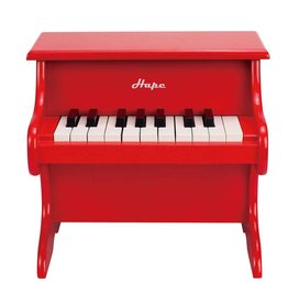 Hape Hape Playful Piano Red
