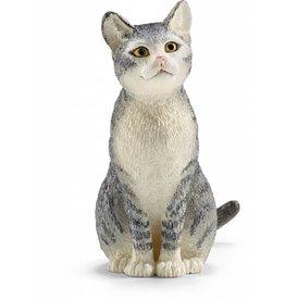 Schleich Schleich cat, standing