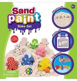 Waba Fun Sand Paint Bake Set