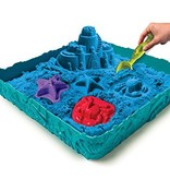 Waba Fun Kinetic Sand 5lb Box Blue/Green