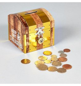 Floss & Rock Floss &  Rock Pirate Money Box