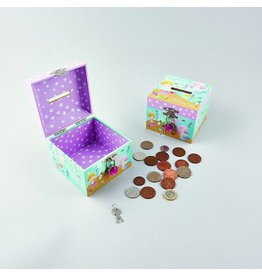 Floss & Rock Floss & Rock Mermaid Money Box