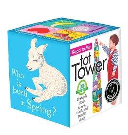 Eeboo eeBoo Read-To-Me Tot Tower (2ED)