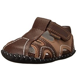 Pediped Pediped Brody Baby Sandal - Brown Tan