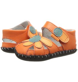 Pediped Pediped Daisy Baby Sandal - Orange