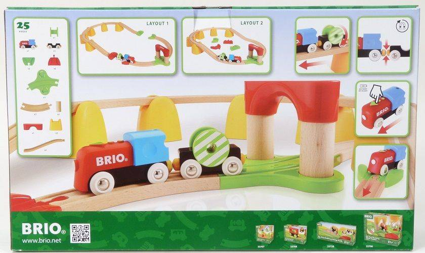 Brio My First Railway Battery Train Set