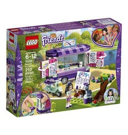 LEGO LEGO Friends Emma's Art Stand