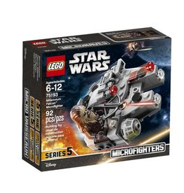 LEGO LEGO Star Wars Millennium Falcon Microfighter