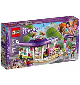 LEGO LEGO Friends Emma's Art Cafe