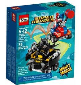 LEGO Mighty Micros: Batman vs. Harley Quinn