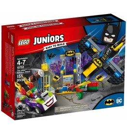 LEGO LEGO Juniors The Joke Batcave Attack