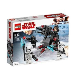 LEGO LEGO Star Wars First Order Specialists Battle Pack