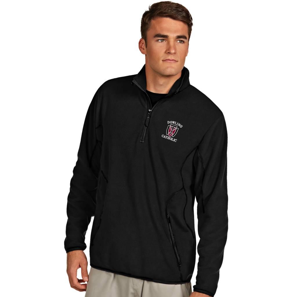 Men's Micro Fleece 1/4 Zip 2XL