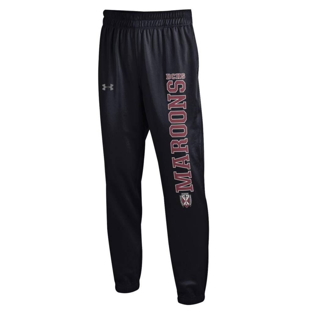 Men's Under Armour Tapered Tricot Pant