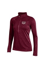 Under Armour Women's Under Armour 1/2 Zip Grainy Tech
