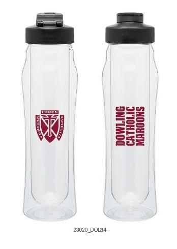 Tritan Double Wall Hydration Bottle 16 OZ.