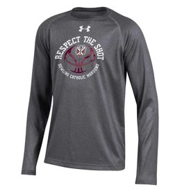Under Armour Under Armour Boy's Tech Long Sleeve Tee