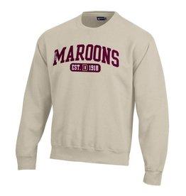 Gear Unisex Big Cotton Crew Sweatshirt