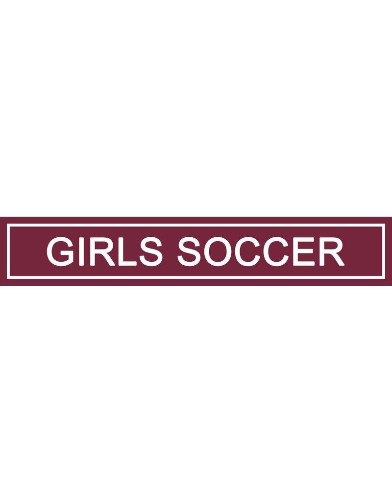 Accessories Spirit Sign Girls Soccer Rider
