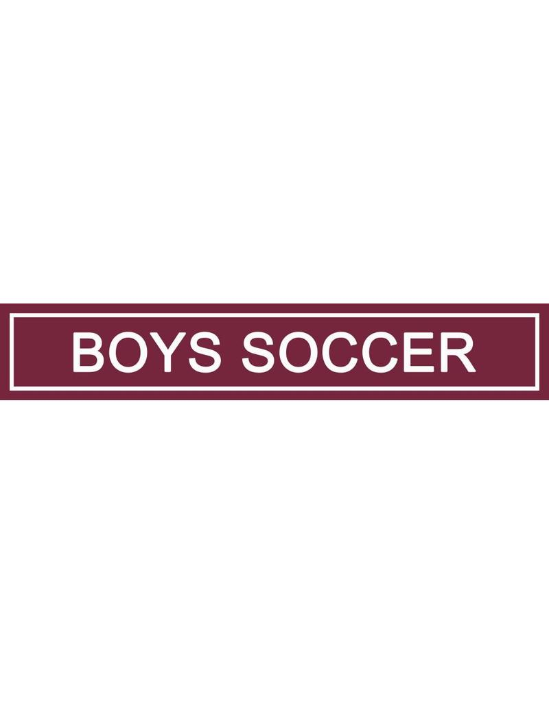 Accessories Spirit Sign Boys Soccer Rider