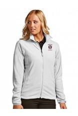 Antiqua Women's Micro Full Zip Micro Fleece