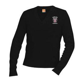 Unisex V-Neck Sweater EXTENDED SIZE - ONLINE
