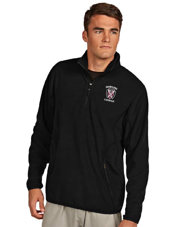 Men's Micro Fleece 3/4 Zip - ONLINE