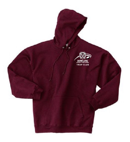 Jerzees Trap Club Hooded Sweatshirt