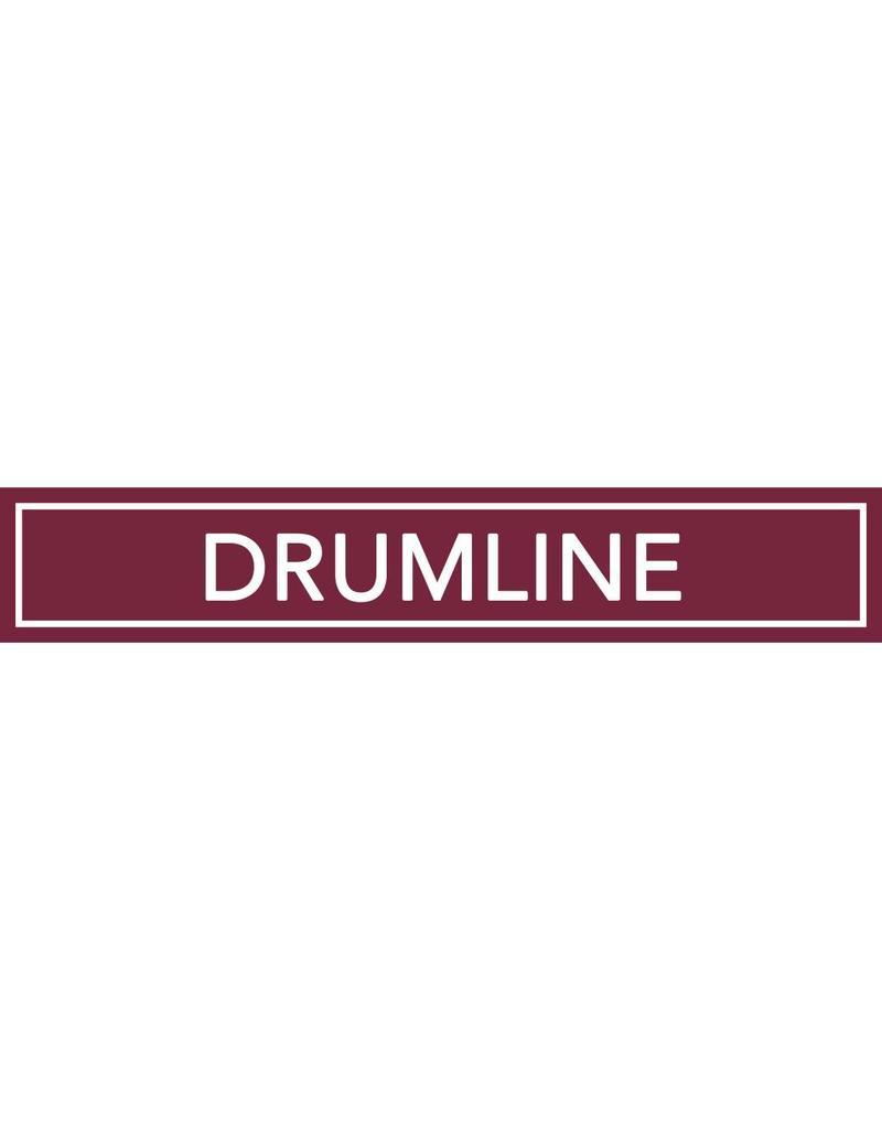 Spirit Signs Spirit Sign Drumline Rider