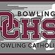 Dowling Catholic Car Decal Bowling