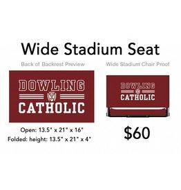 Accessories Stadium Seat - WIDE