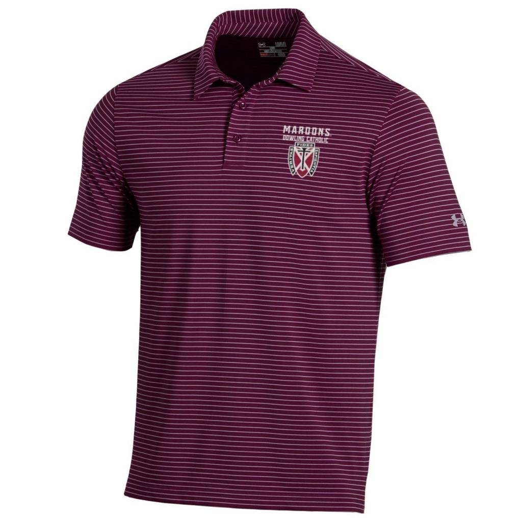 Under Armour Under Armour Men's Playoff Stripe Polo