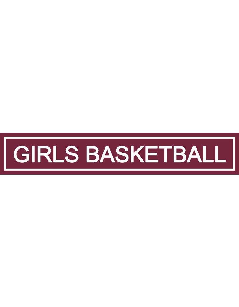 Accessories Spirit Sign Girls Basketball Rider