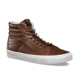 VANS VANS SK8-HI REISSUE (LEATHER) DACHSHUND/POTTING SOIL