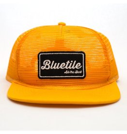 "BLUETILE BLUETILE ""ALL THE BEST"" PATCH MESH SNAPBACK"
