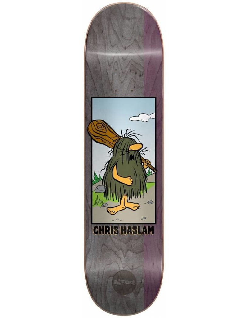 ALMOST ALMOST SKATEBOARDS X HANNA-BARBERA HASLAM CAPTAIN CAVEMAN
