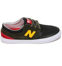 NB NUMERIC NEW BALANCE NUMERIC BRIGHTON 344 (MARQUISE HENRY) BLACK / OLIVE