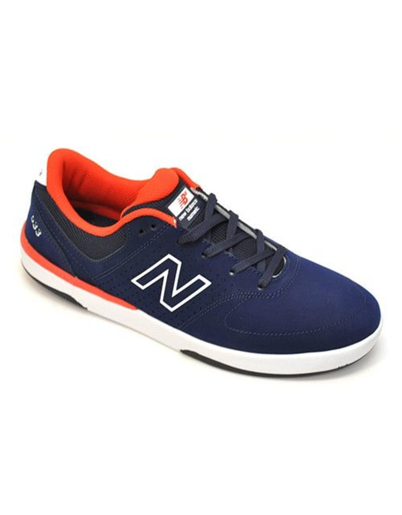 NB NUMERIC NEW BALANCE NUMERIC PJ STRATFORD 533 BLUE / WHITE / RED