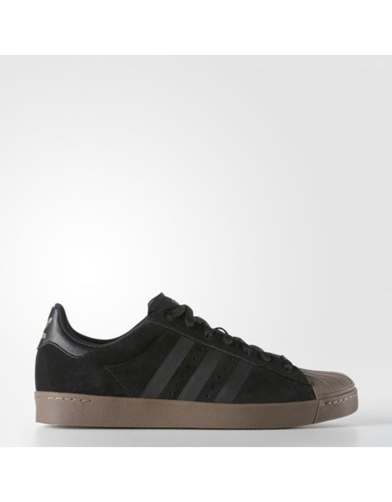 Cheap Adidas superstar adv skate shoe review (skated)