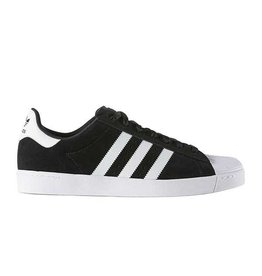 ADIDAS ADIDAS SUPERSTAR VULC ADV BLACK / WHITE