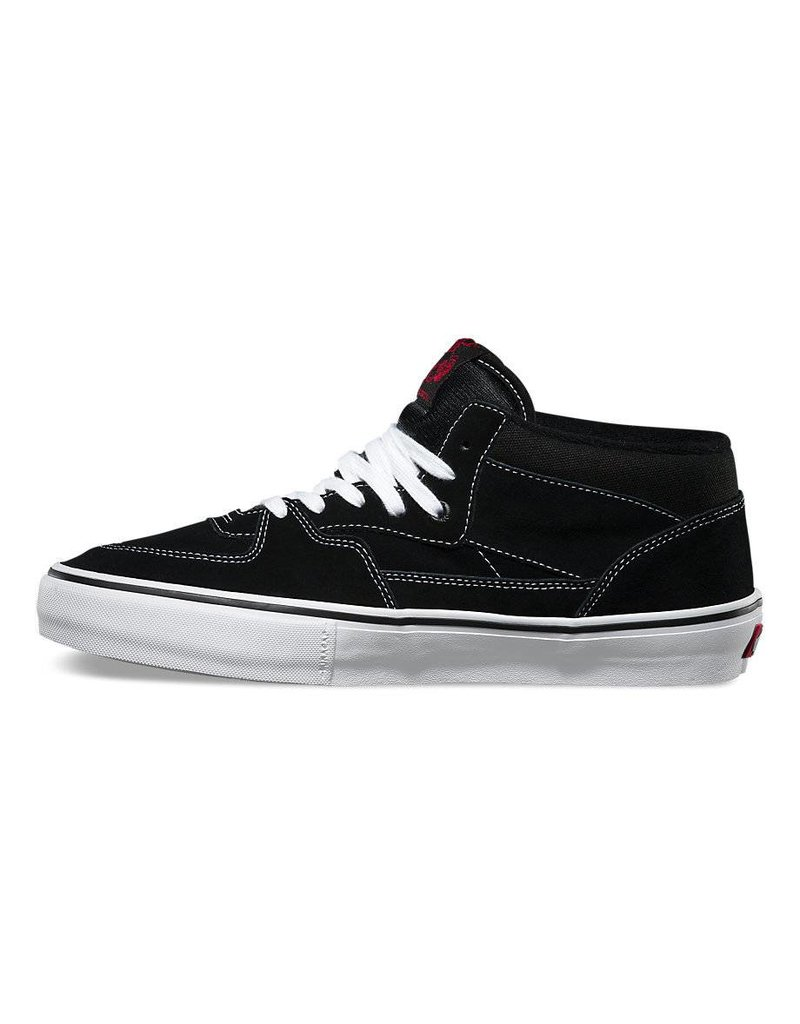 VANS VANS HALF CAB PRO BLACK/WHITE/RED